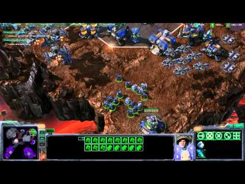 Starcraft II - Wings of Liberty| Misión: Fractura el Cielo (Español) Gameplay HD