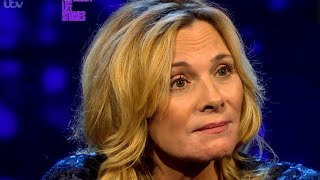More from entertainment tonight: http://bit.ly/1xtqtvw 61-year-old actress kim cattrall shattered the illusion once and for all that former 'sex the...