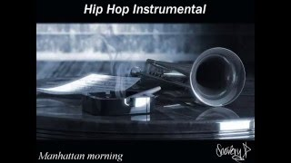Hip Hop Instrumental - Manhattan morning (Jazz Rap)
