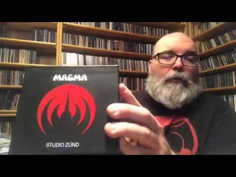 Wayside Music Unboxing, Magma, Univers Zero and Cuneiform Records