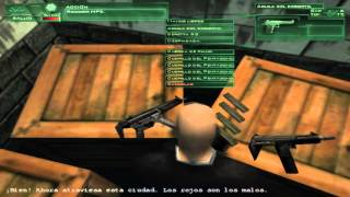 Gameplay Hitman Codename 47 Español Parte 1