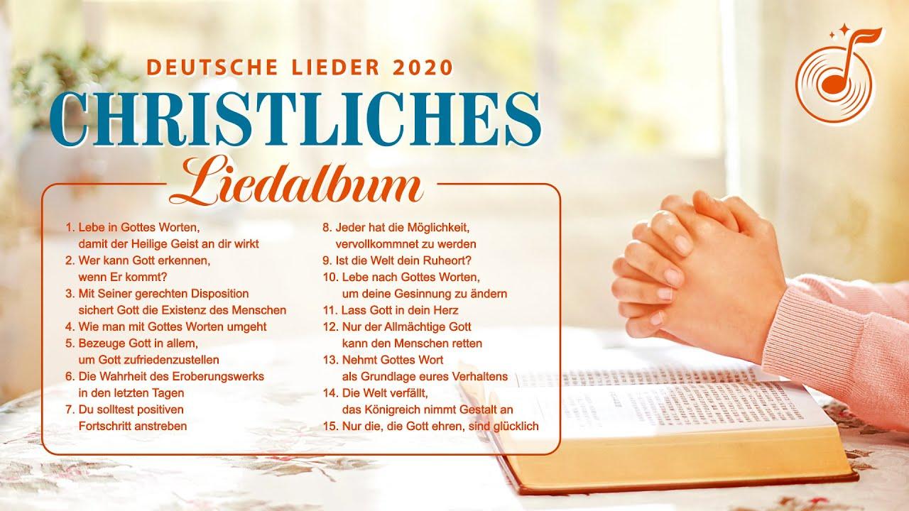 christliche Lieder - Lobpreis und Anbetung (Deutsch)