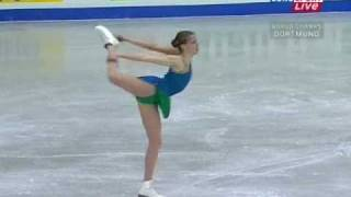 Carolina Kostner 2004 Worlds SP - Song from a Secret Garden