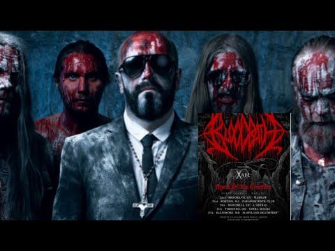 Bloodbath North American tour 2022 announced!