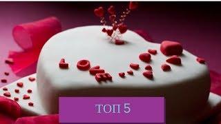 Топ 5 удивительнейших украшений тортов от профессиональных кондитеров