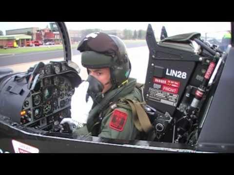 236 Course RAF Basic Fast Jet Training