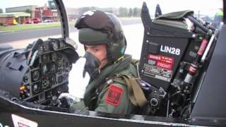 236 Course RAF Basic Fast Jet Training