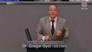 Gregor Gysi, DIE LINKE: Lissabon-Vertrag neu interpretiert thumbnail