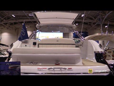 2017 Cobalt R35 Motor Yacht - Walkaround - 2017 Toronto Boat Show