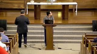 Culto da Manhã 08/03/2020 - Rev. Walter Mello