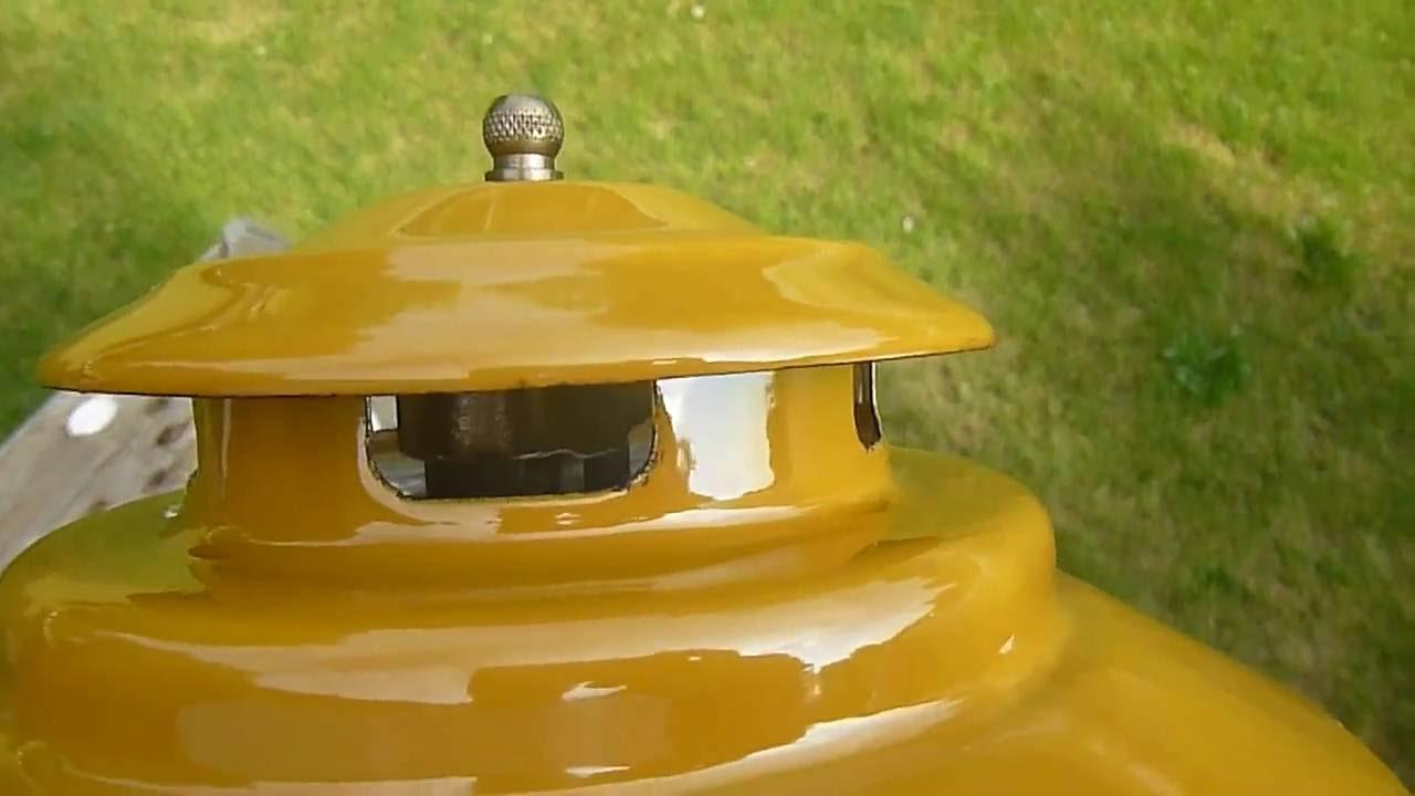 Coleman Gold Bond 228H704 Lantern with Original Box!!!