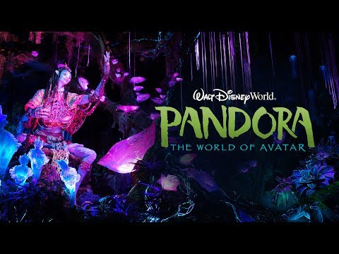 Pandora – The World of Avatar, Disney's Animal Kingdom Theme Park at Walt Disney World Resort