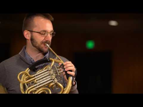 What does a French horn sound like? (Ode to Joy)