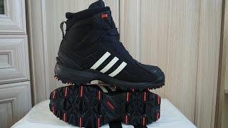 видео Зимние ботинки adidas