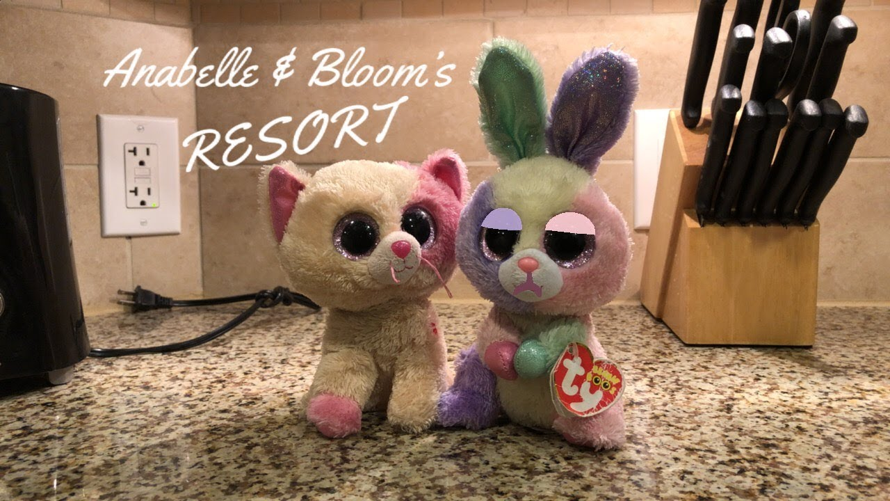 Beanie Boo s  Anabelle   Bloom s Resort! - YouTube 82d670a98faf