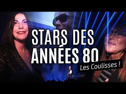 Stars des années 80 : dans les coulisses de la tournée culte