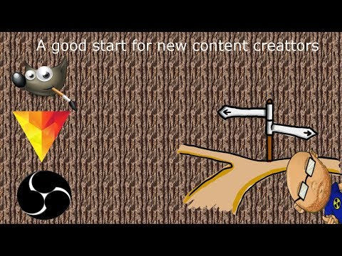 How to make content for free. From one small creator to another. (Recording)(Livestreaming)
