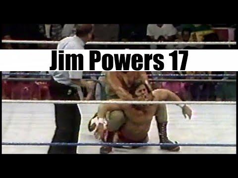 Jim Powers vs. Colonel Mustafa: Jobber Squash Match