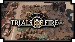 Trials of Fire - (Open World Fantasy / Turn Based Strategy Game)
