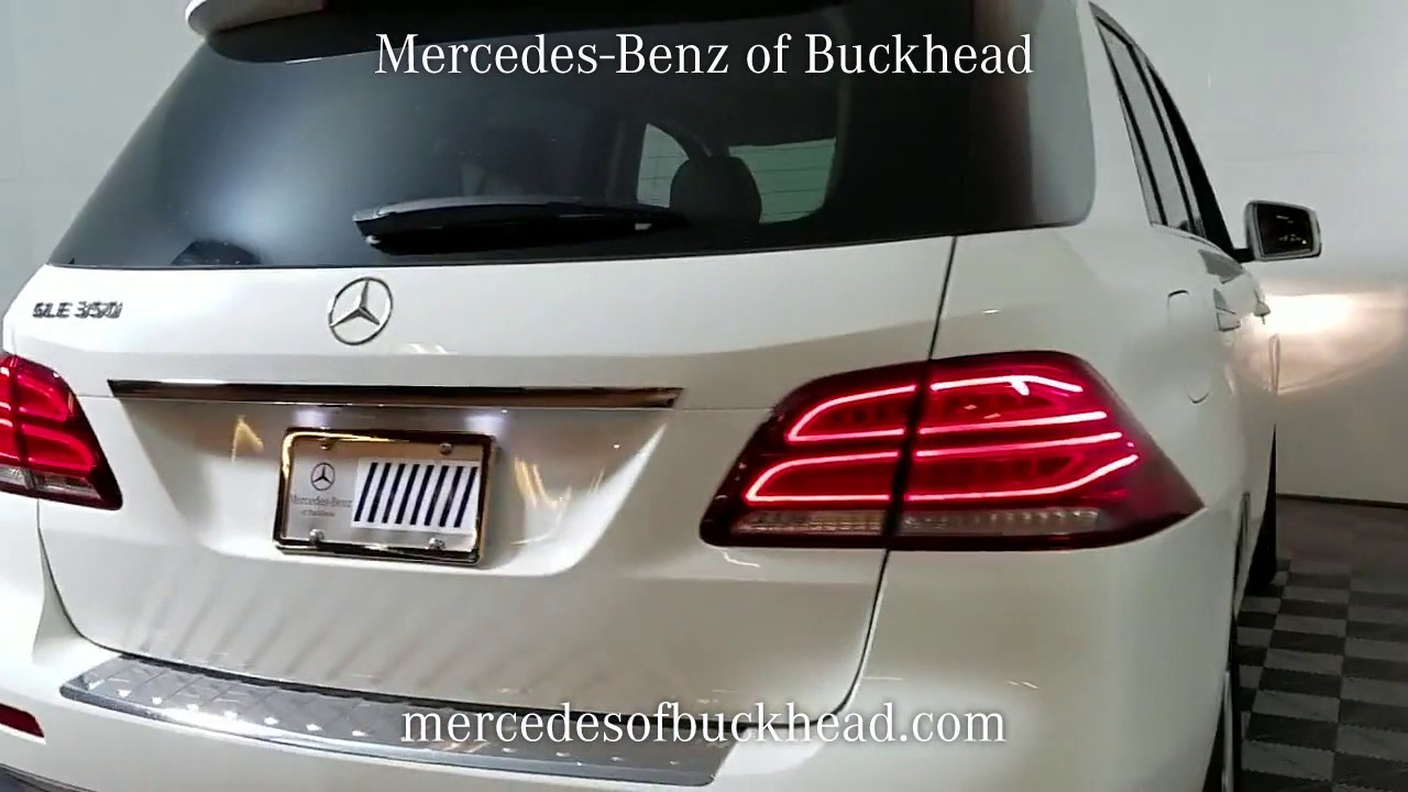 new 2017 mercedes benz gle gle350 suv at mercedes benz of buckhead new. Cars Review. Best American Auto & Cars Review