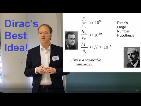 Dirac's Large Numbers in Einstein-Dicke Cosmology