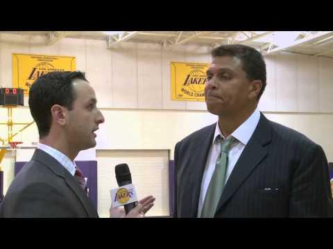 Reggie Theus Post-Game Interview 1/12/13