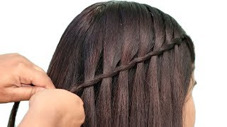 Quick and Easy Hairstyles for Girls || Simple Hairstyles for Girls || Angel Hairstyles