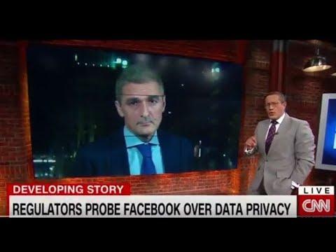 CNN: Regulators probe Facebook over data privacy - Giovanni Buttarelli