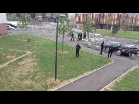 Police dans Grigny 91 Essonne