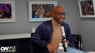 Karamo Brown Dishes on Queer Eye Season 3 and his Memoir  | On Air with Ryan Seacrest