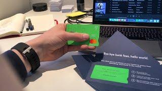 Got My Transferwise International Debit Card | The Daily Vlog