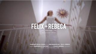 Félix & Rebeca - Wedding Film Trailer // Puebla, Puebla.