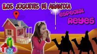 Llegan los reyes a Los juguetes de Arantxa + Cabalgata 2018 thumbnail