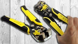 Инструмент из Китая! Стриппер или инструмент для снятия изоляции. Aliexpress