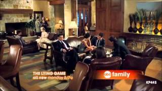 "The Lying Game Season 1 Episode 9 ""Sex, Lies and Hard Knocks!"" PROMO"