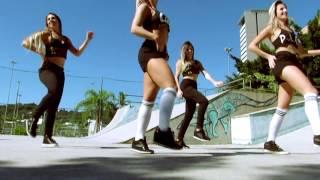 Coreografia Acordando o Prédio, Luan Santana
