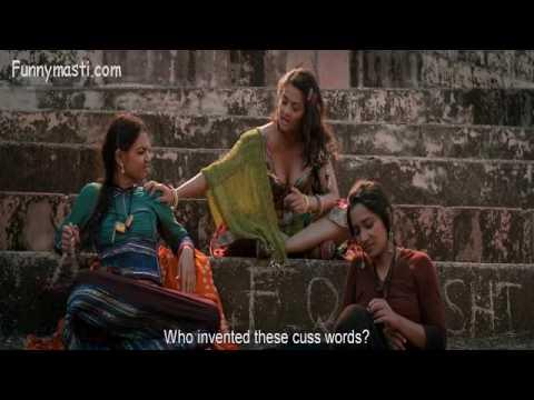 Full Maa Bahen Gali By Radhika Apte N Surveen Chawala  hd