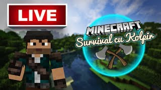🔴 LIVE - Minecraft SVK O TONA DE SCHIMBARI [ Jucam pe server la sfarsit ]