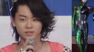 『仮面ライダーW FOREVER AtoZ/ガイアメモリ』と『天装戦隊ゴセイジャ...