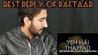 Raftaar reply to Emiway   ANIME HENTAI Reaction