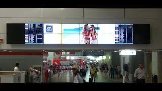 Telehook ProAV Universal Video Wall Mount - 3D Animation