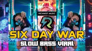 Download lagu DJ SIX DAY WAR ! TOKYO DRIFT ANGKLUNG SLOW BASS VIRAL TIK TOK 2020