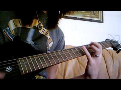 Scars guitar