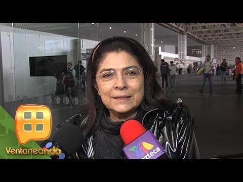 ¡Victoria Ruffo nuevamente en contra de Eugenio Derbez!   Ventaneando