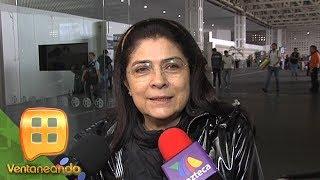 ¡Victoria Ruffo nuevamente en contra de Eugenio Derbez! | Ventaneando