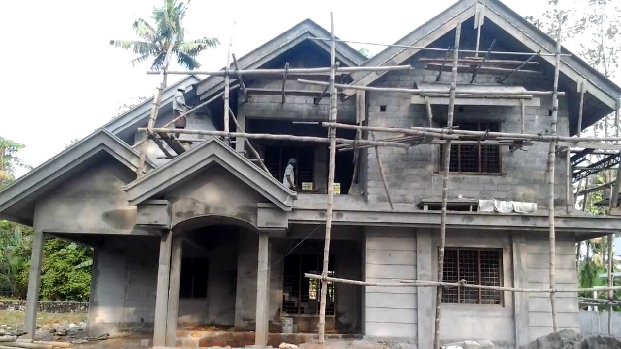 Under construction house in vip locality available for for Indian house models for construction