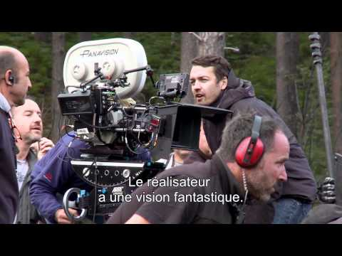 Blanche Neige et Le Chasseur - Making of poster