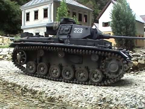 rc panzer 3 l tank 1 16 youtube. Black Bedroom Furniture Sets. Home Design Ideas