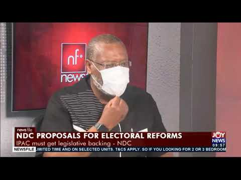 Electoral reforms: EC should look at it objectively, it's doable - Alex Segbefia