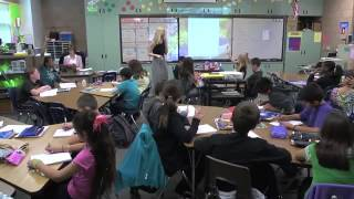Inquiry into Teaching and Learning Classroom Observation Low